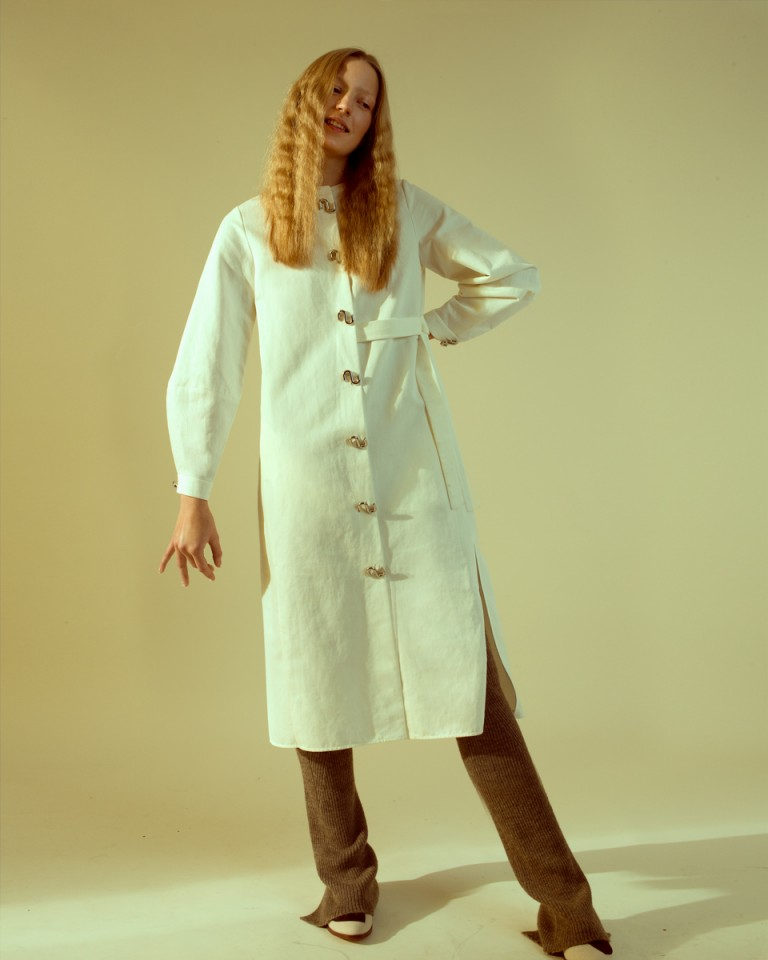 Ricarda Venjacob Styling Knots Magazine