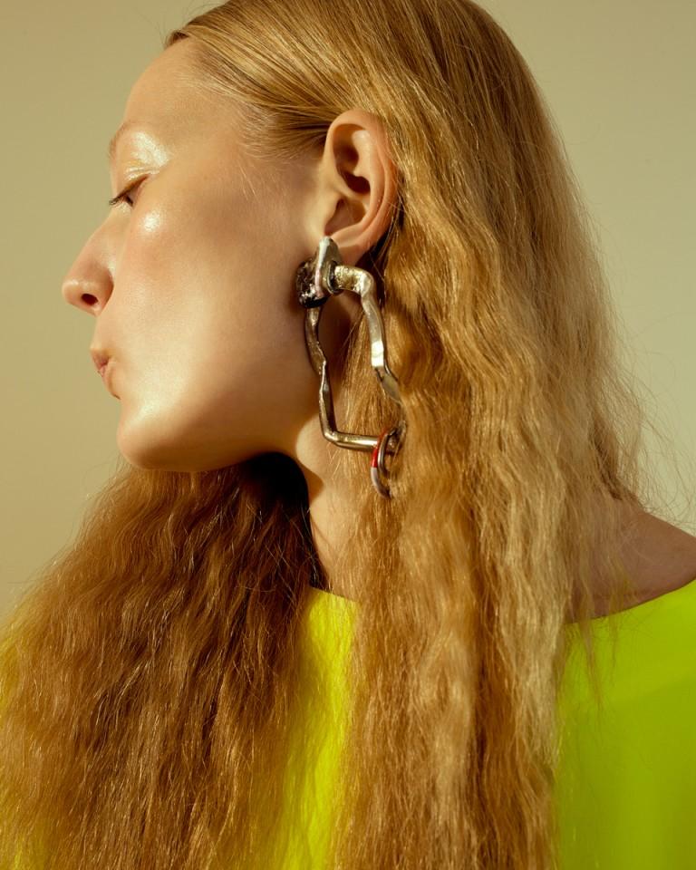 Ricarda Venjacob Styling Knots Magazine