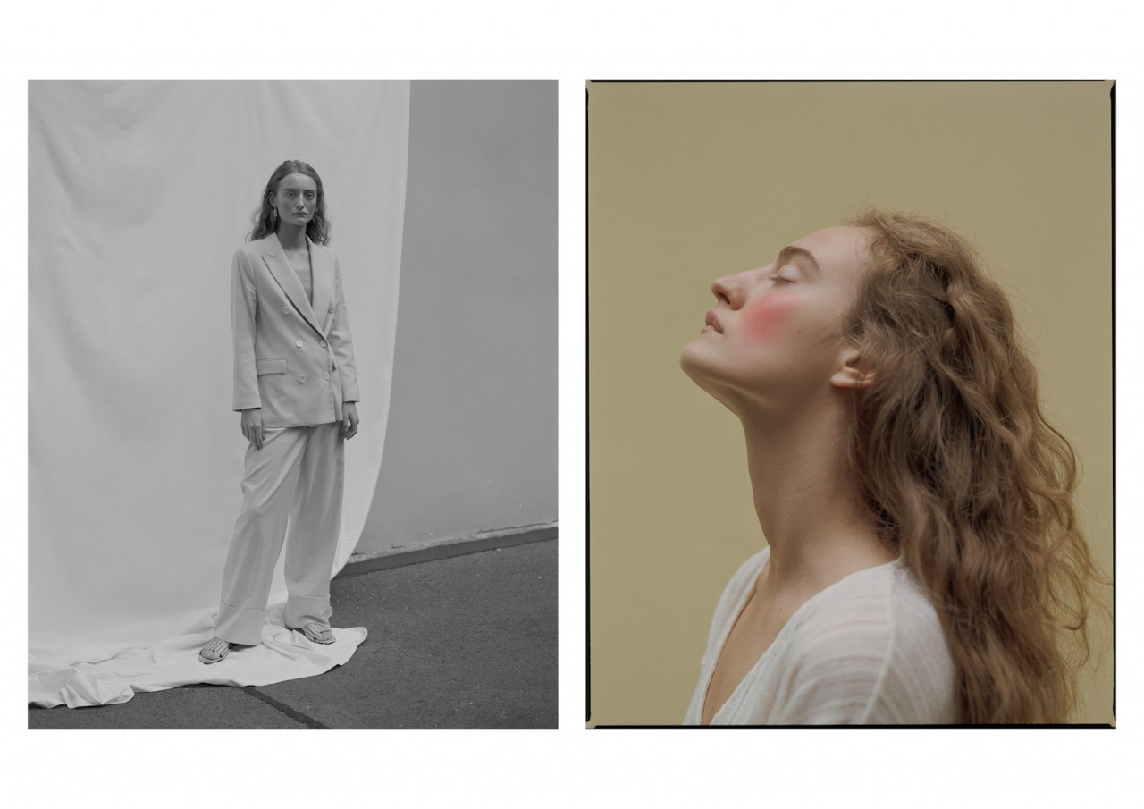 Ricarda Venjacob Styling Personal Project – ADEL