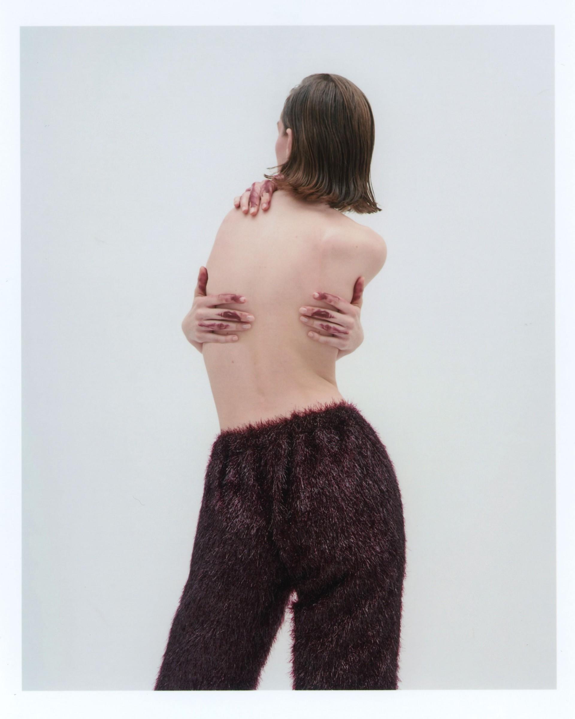 Ricarda Venjacob Styling Nasty Magazine